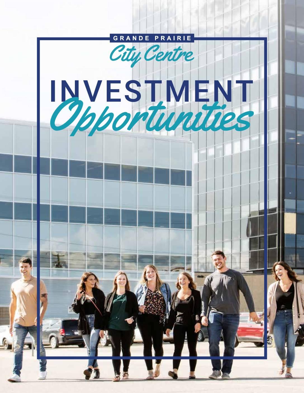 Investment Opportunites